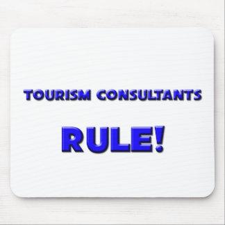 Tourism Consultants Rule Mouse Mats