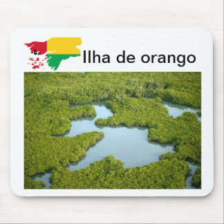 tourism yaws-Bissau beautiful waters Mouse Pad