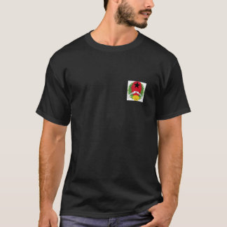 tourism yaws-Bissau beautiful waters T-Shirt