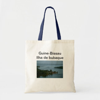 tourism yaws-Bissau beautiful waters Tote Bag