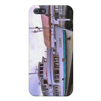 Tourist boat on Lake Lucerne, Case For iPhone SE/5/5s