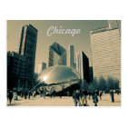 Tourist Chicago Post Card