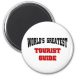 Tourist Guide Magnets