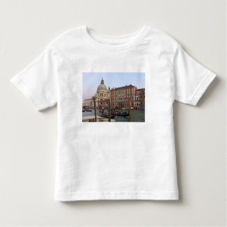 Tourist in Gondolas from San Maria Del Giglio Toddler T-shirt