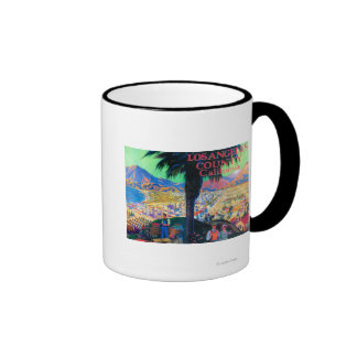Tourist Poster # 1 Coffee Mug