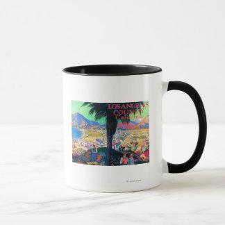 Tourist Poster # 1 Mug