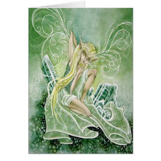 Tourmaline Green Card