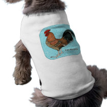 Tournaisis Rooster T-Shirt