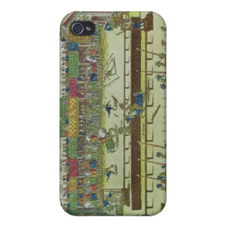 Tournament during which Henri II iPhone 4/4S Case