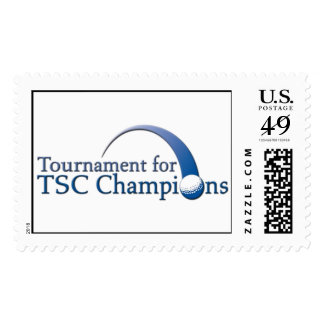 Tournament for TSC Champions Postage Stamps
