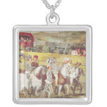 Tournament in Honour of Christian I  of Silver Plated Necklace