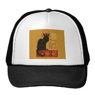 Tournee de Chat Noir Black Cat Trucker Hat
