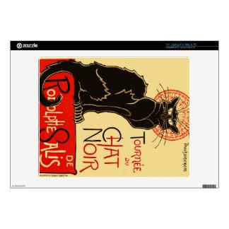 """Tournée du Chat Noir Art Nouveau Decals For 14"""" Laptops"""
