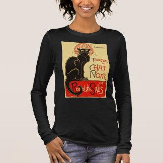 Tournée du Chat Noir Art Nouveau Long Sleeve T-Shirt