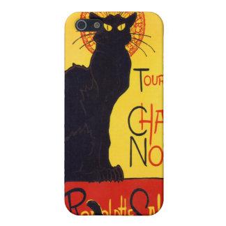 Tournée du Chat Noir, c.1896 iPhone 5 Fundas
