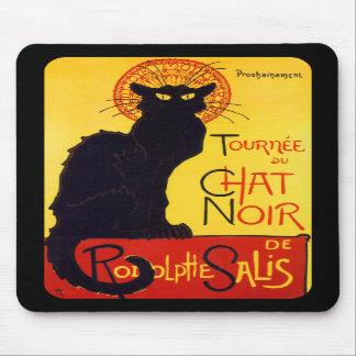 Tournée du Chat Noir, c.1896 Mouse Pad