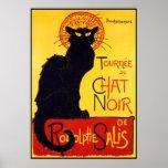 Tournée du Chat Noir, c.1896 Poster