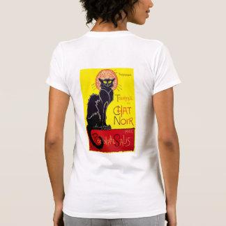Tournee du Chat Noir Cabaret T-Shirt