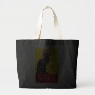 Tournee du Chat Noir Cabaret Tote Bag