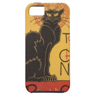 Tournée du Chat Noir del La iPhone 5 Carcasa