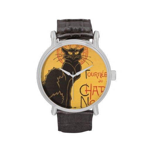 Tournée du Chat Noir del La Reloj