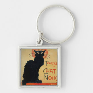 Tournee Du Chat Noir Keychain