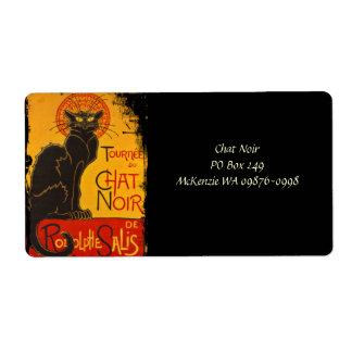 Tournee du Chat Noir Label
