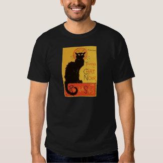 Tournée du Chat Noir, Steinlen Black Cat Vintage T-shirt