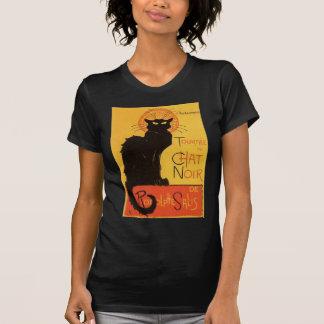 Tournée du Chat Noir, Steinlen Black Cat Vintage Tshirt