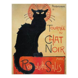 Tournee du Chat Noir Steinlen Flyer