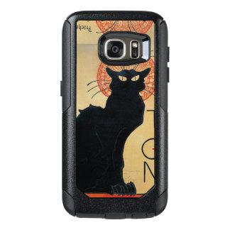 Tournee du Chat Noir Steinlen Funda Otterbox Para Samsung Galaxy S7