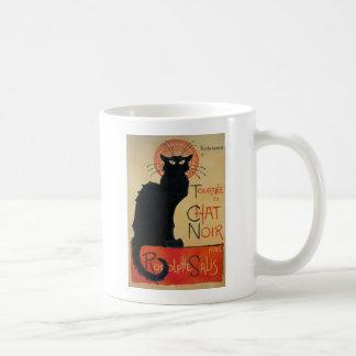 Tournee du Chat Noir Steinlen Two Sided Coffee Mug