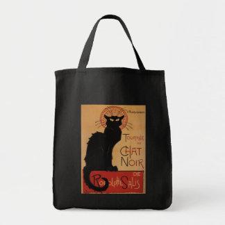 Tournée du Chat Noir, Théophile Steinlen Canvas Bags