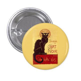 Tournée du Chat Noir, Théophile Steinlen Button