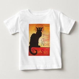 Tournée du Chat Noir Théophile Steinlen French Baby T-Shirt
