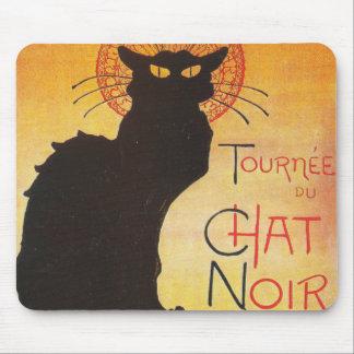 Tournée du Chat Noir Théophile Steinlen French Mouse Pad