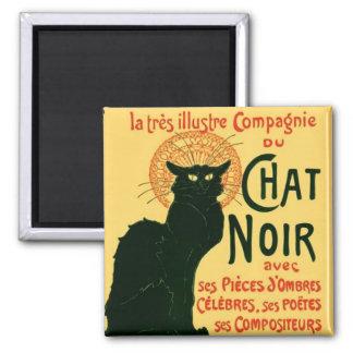 Tournée du Chat Noir, Theophile Steinlen Refrigerator Magnets