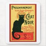 Tournée du Chat Noir, Theophile Steinlen Mouse Pad