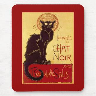 Tournée du Chat Noir, Théophile Steinlen Mouse Pad