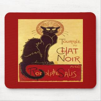 Tournée du Chat Noir Théophile Steinlen Mousepads