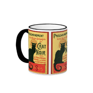 Tournee du Chat Noir, Theophile Steinlen Coffee Mug