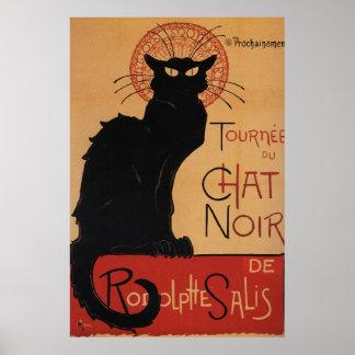 Tournée du Chat Noir, Théophile Steinlen Impresiones