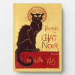 Tournée du Chat Noir, Théophile Steinlen Photo Plaque