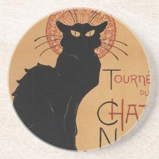 Tournée du Chat Noir, Théophile Steinlen Posavasos Diseño