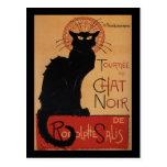 Tournée du Chat Noir, Théophile Steinlen Postales