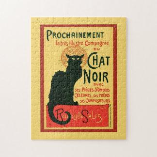 Tournée du Chat Noir Théophile Steinlen Photo Puzzles