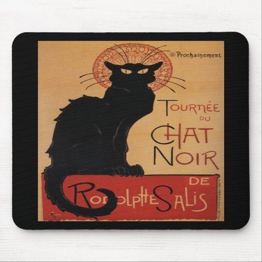 Tournée du Chat Noir, Théophile Steinlen Tapetes De Raton