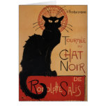 Tournée du Chat Noir, Théophile Steinlen Tarjetas