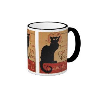 Tournée du Chat Noir Théophile Steinlen Taza De Café