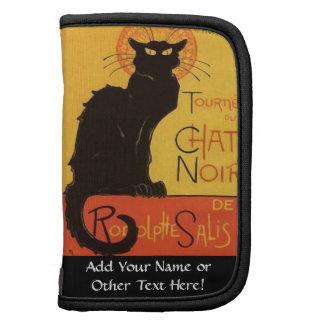 Tournée du Chat Noir, vintage del gato negro de St Organizador